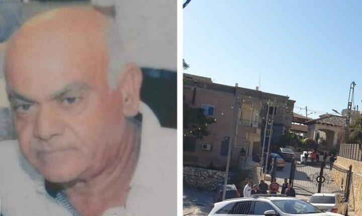 مصرع إبراهيم حصارمة متأثراً بجروحه بعد تعرضه لإطلاق نار