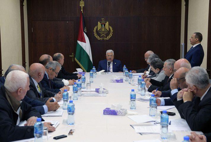 اللجنة التنفيذية ترفض كل محاولات شرعنة الاستيطان الإسرائيلي