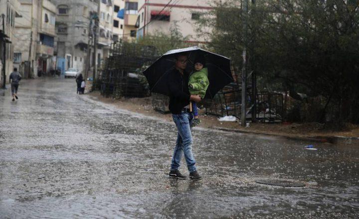 الطقس: أجواء باردة نسبياً والفرصة مهيأة لسقوط أمطار