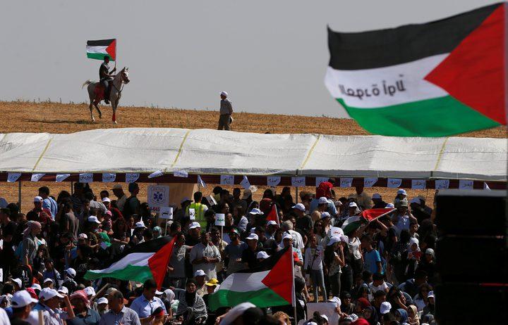 الهيئة الوطنية تدعو للمشاركة في جمعة فلسطين توحدنا والقدس عاصمتنا