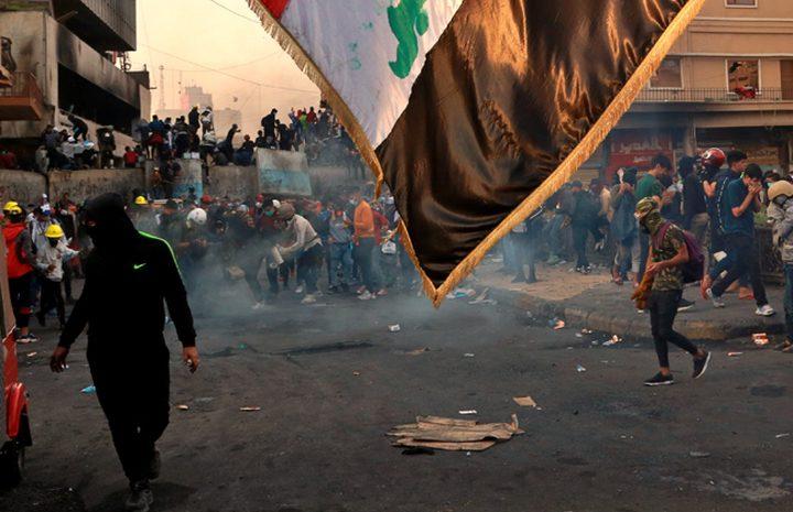 ارتفاع عدد قتلى الاحتجاجات بالعراق