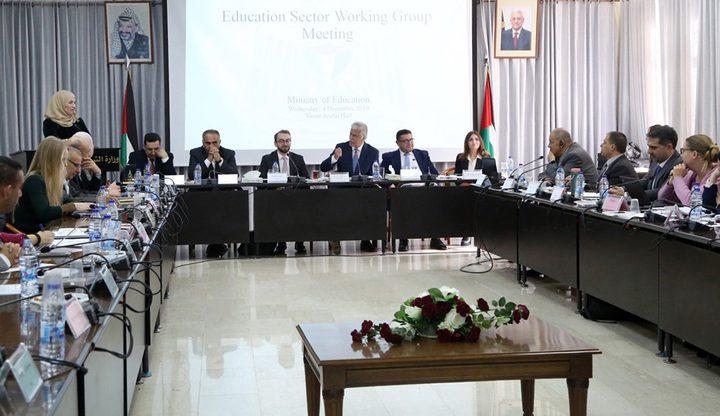 التربية والتعليم العالي تناقشان اولويات خطتهما للعام 2020