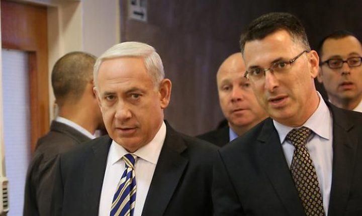 ساعر: نتنياهو يقف عقبة أمام فوز اليمين بالانتخابات