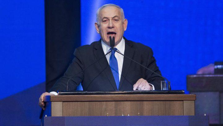 نتنياهو يهدد بشن عملية عسكرية كبرى في غزة