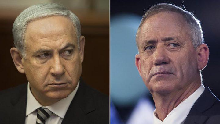 """نتنياهو: """"الشارع الإسرائيلي سيختار من يريد"""