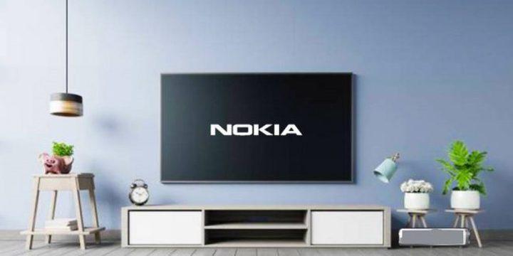 """شركة """"نوكيا"""" عن إطلاق أول تلفزيون ذكي خاص بها"""