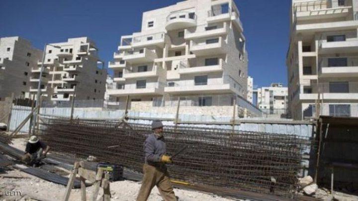 ازدياد في عدد رخص الابنية الجديدة في فلسطين العام الجاري