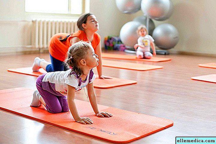 40 دقيقة رياضة يوميا تحمي الاطفال من العديد من الامراض