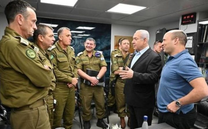 غضب في جيش الاحتلال من تصريحات بنيت الاستفزازية لغزة