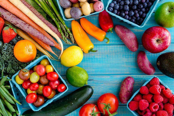 أهم الفواكه والخضراوات التي تزيل دهون البطن