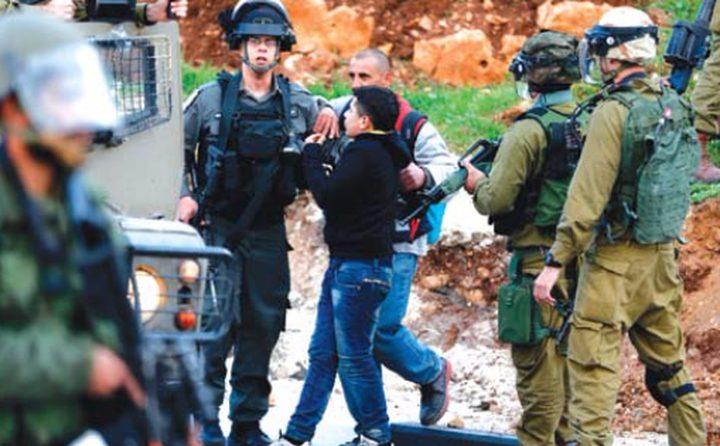 الاحتلال يعتقل 5 آلاف فلسطيني بينهم 200 طفل