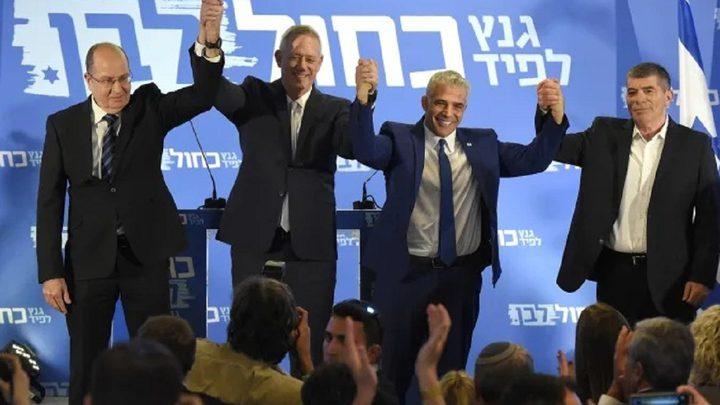 لابيد وكاتس يتبادلان الاتهامات خلال التصويت على انتخابات ثالثة