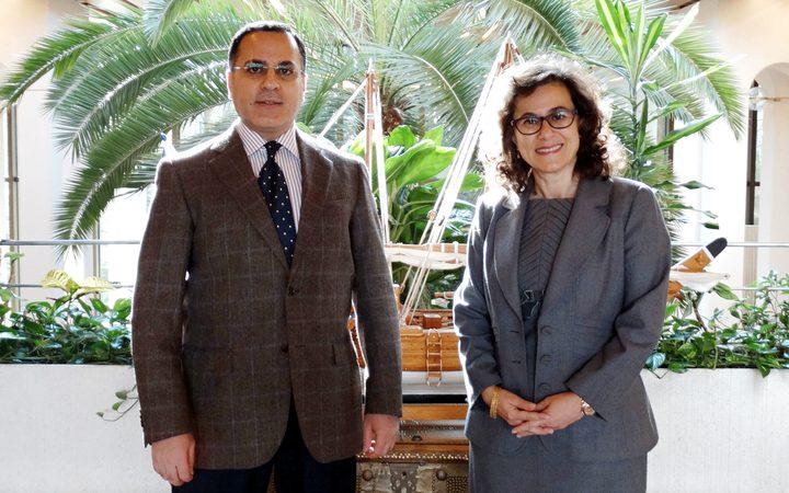 تعيين الأردنية ندى الناشف نائبة للمفوضة السامية لحقوق الإنسان