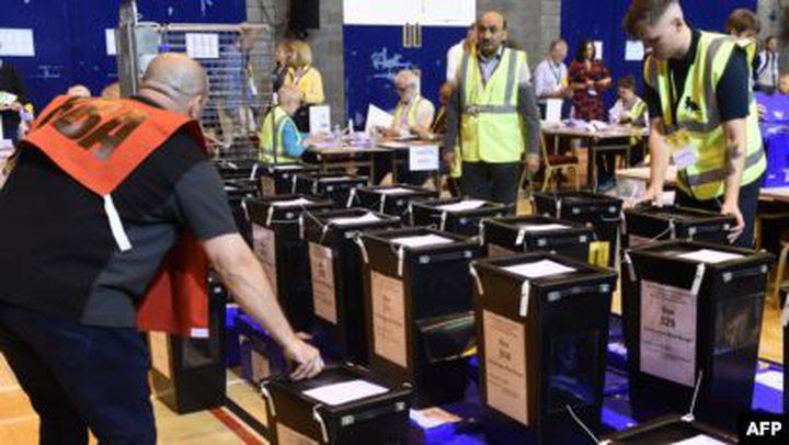 انتخابات بريطانية مبكرة لترشيح ممثلين في البرلمان