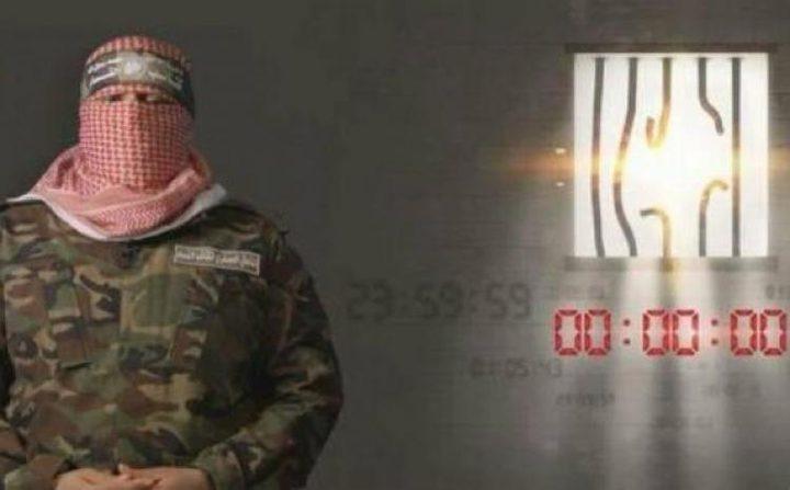 أبو عبيدة: سنكشف خلال أيام عن إنجاز أمني شكّل صفعة للاحتلال
