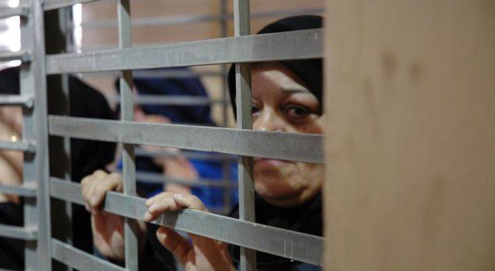 الاسيرات في معتقل الدامون يعانيين من اوضاع صعبة