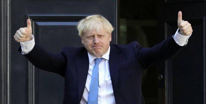 الرئيس يهنئ جونسون لفوز حزبهبالانتخابات البريطانية العامة