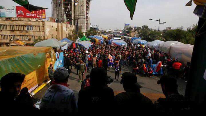 المحتجون في العراق يرفضون ترشيح محمد السوداني لرئاسة حكومة جديدة