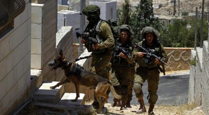 الاحتلال يفتش منازل في بلدتي بني نعيم وبيت كاحل في الخليل