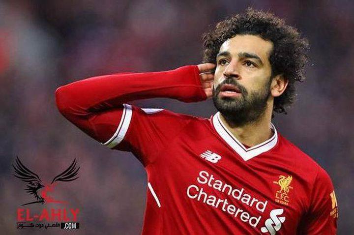 النجم المصري محمد صلاح يحطم رقم هداف برشلونة