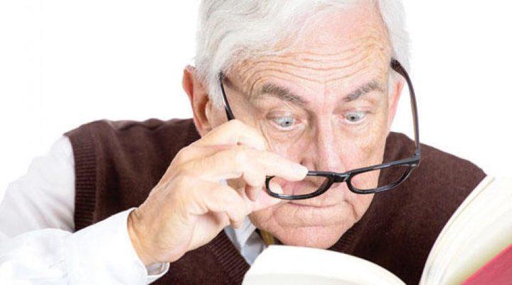 دراسة: سوء التغذية خطر كبير على صحة رؤية كبار السن