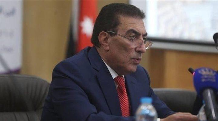 مشروع قانون لإلغاء اتفاقية الغاز بين الأردن واسرائيل