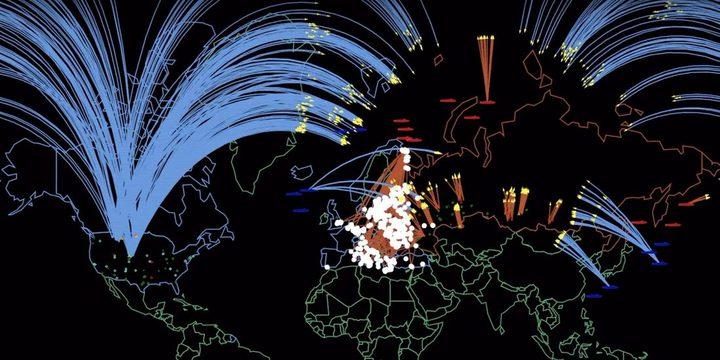 ابتكار برنامج كمبيوتر جديد يحاكي تداعيات الحرب النووية