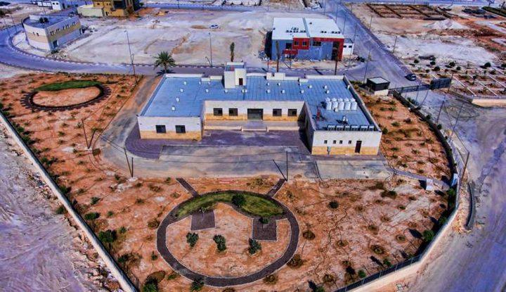 بحث إنشاء محطة لمعالجة المياه الصناعية في مدينة أريحا