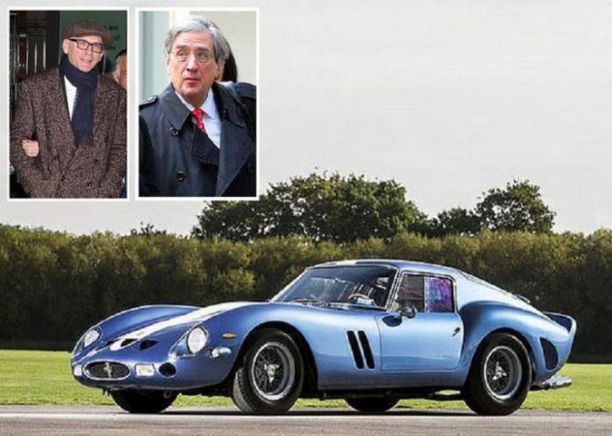 ملياردير بريطاني يكتشف خديعة شراءه أغلى سيارة في العالم