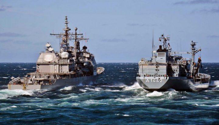 البحرية التركية تعترض سفينة إسرائيلية قبالة قبرص