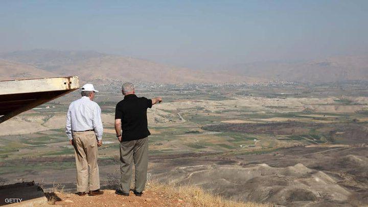 إيرلندا تدعو إلى التصدي لخطط إسرائيل ضم غور الأردن