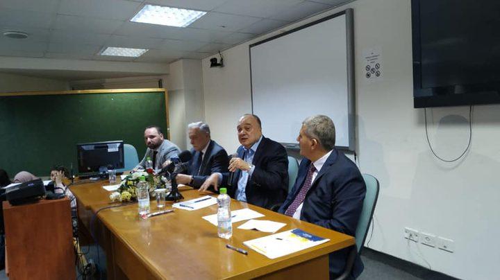 قسم العلوم السياسية يناقش أهمية الانتخابات الفلسطينية المقبلة