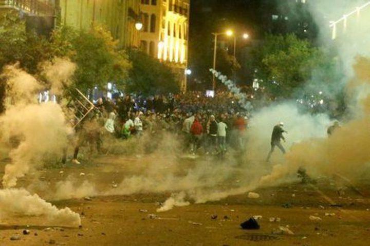 اشتباكات تهز بيروت لليلة الثانية على التوالي