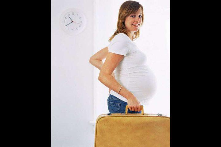 ما هي الشهور الآمنة لسفر الحوامل ؟