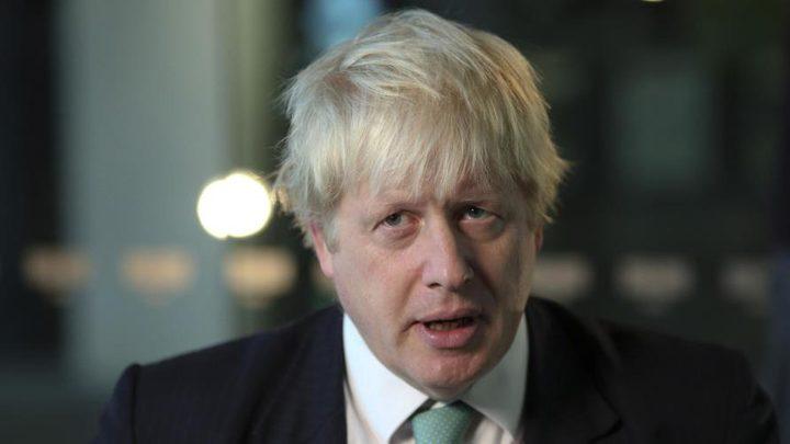 جونسون سيدفع الاتحاد الأوروبي لاتفاق تجاري بنهاية 2020
