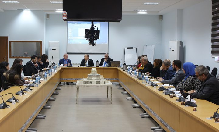 العسيلي يدعو مجموعة الدول المانحة إلى دعم رؤية الحكومة الفلسطينية