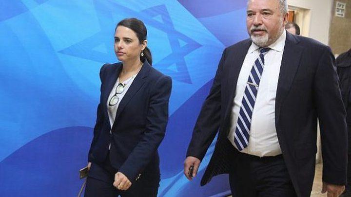"""ليبرمان يعرض على شاكيد الإنضمام إلى """"يسرائيل بيتنا"""""""