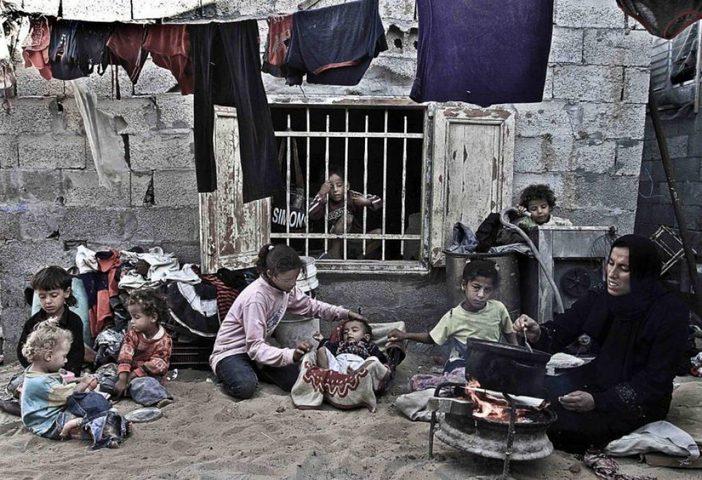 ألمانيا تدعم برنامج الأغذية العالمي لمساعدة الأسر الفلسطينية