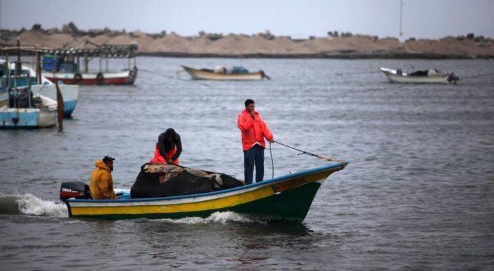 غزة: الاحتلال يقلص مساحة الصيد لـ 6 أميال