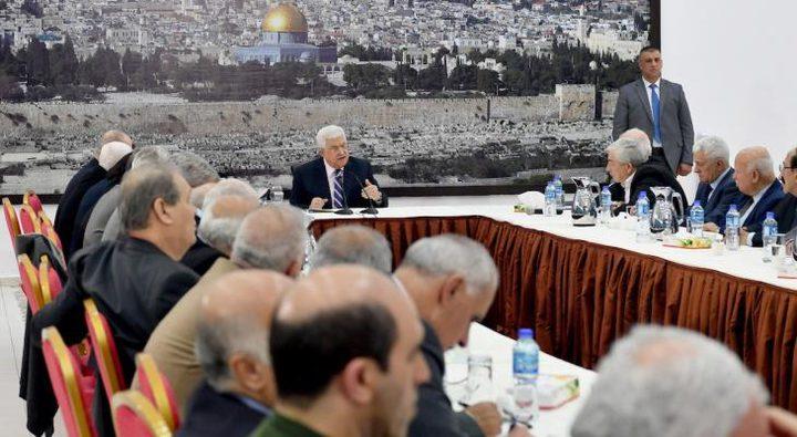 أبو يوسف: القيادة لن ترضخ للموقف الامريكي ولا انتخابات دون القدس