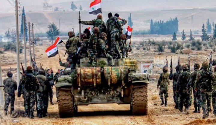 مقتل 17 عسكريا سوريا وإصابة 42 بهجوم للإرهابيين في إدلب