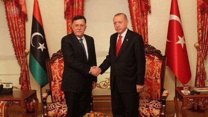"""واشنطن تُؤكّد أن اتفاق أردوغان والسراج """"مستفز"""" ومقلق"""