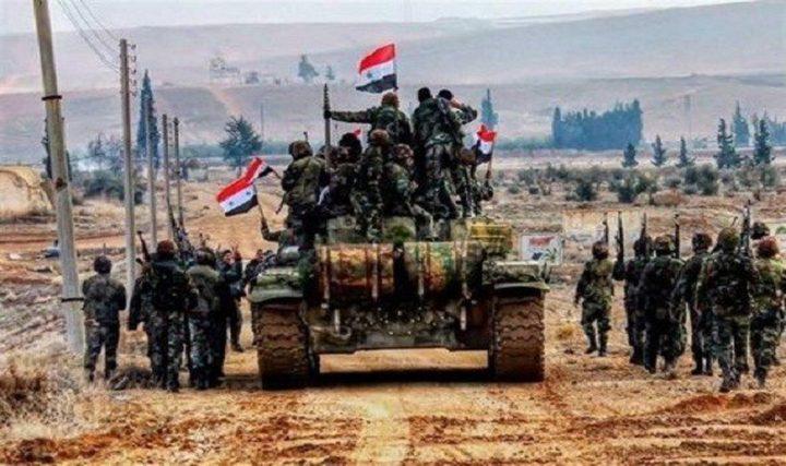 الجيش السوري يحاصر نقطة مراقبة تركية في إدلب