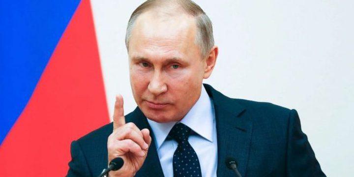 فلاديمير بوتين: لن نرضى بالتعادل مع الغرب في طبيعة الأسلحة