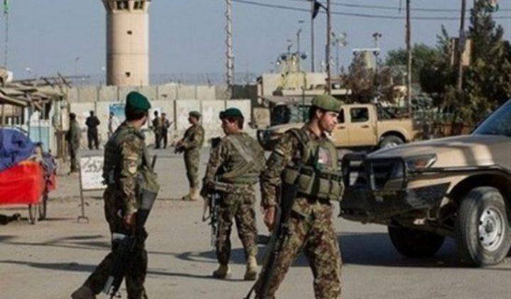 مقتل 15 عنصر أمني بهجوم لطالبان في أفغانستان
