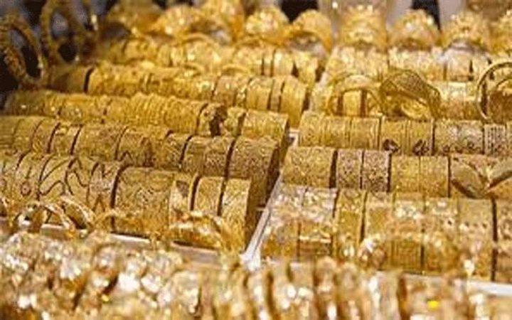 الذهب يصل أعلى مستوى له في شهر ونصف