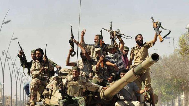 قائد ميليشيا في ليبيا يهدد بفضح حكومة السراج