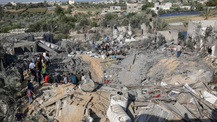 هيئة حقوق الانسان: ما اقترفه الاحتلال بغزة والضفة جرائم حرب