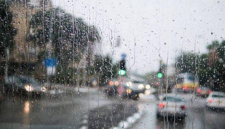 الطقس: أجواء عاصفة وماطرة وتحذيرات من تشكل السيول