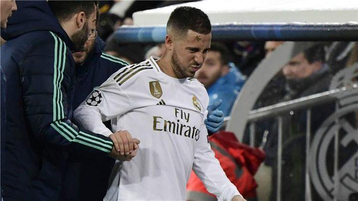 صحيفة: هازارد يحمل صدمة كبيرة لريال مدريد